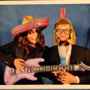 """""""Nikki Reed @NikkiReed_I_Am 13 Oct Photo booth magic with my main squeeze @thepaulmcdonald """" - Nikki"""
